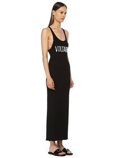 Zadig&Voltaire Plaj Elbisesi Siyah